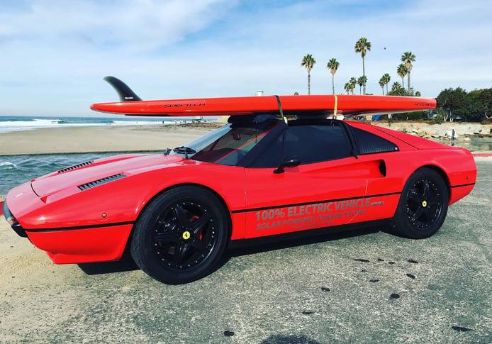 Electric 308 GT, el primer Ferrari eléctrico y disponible para muchos bolsillos