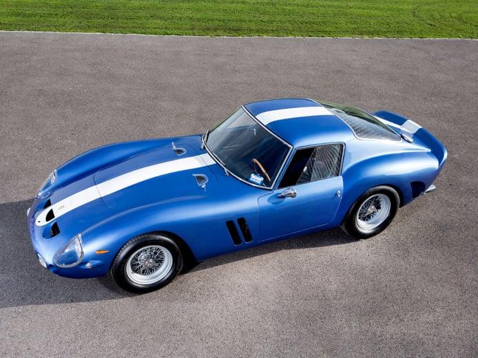 Ferrari 250 GTO: El primer vencedor de la saga más legendaria a la venta