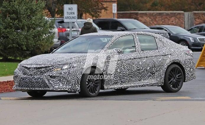 Toyota Camry TRD 2018: Nueva versión de altas prestaciones para el sedán