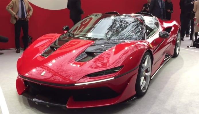 Ferrari J50: Al detalle en su primer vídeo
