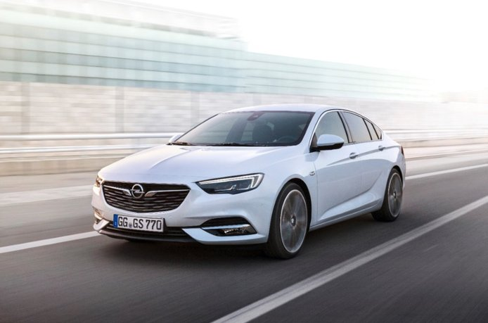 Opel Insignia Grand Sport 2017: Desvelado al completo