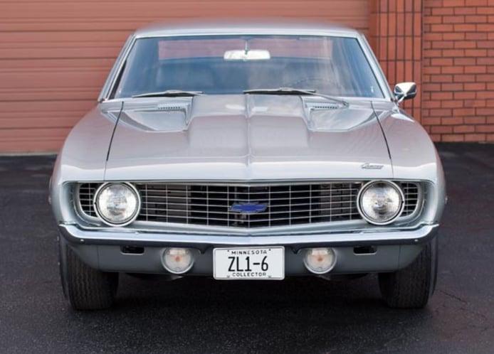Descubren uno de los míticos bloques Chevrolet V8 ZL-1 a estrenar 40 años después