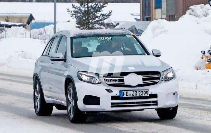 Mercedes EQC: nuevos datos sobre la futura gama eléctrica de Daimler