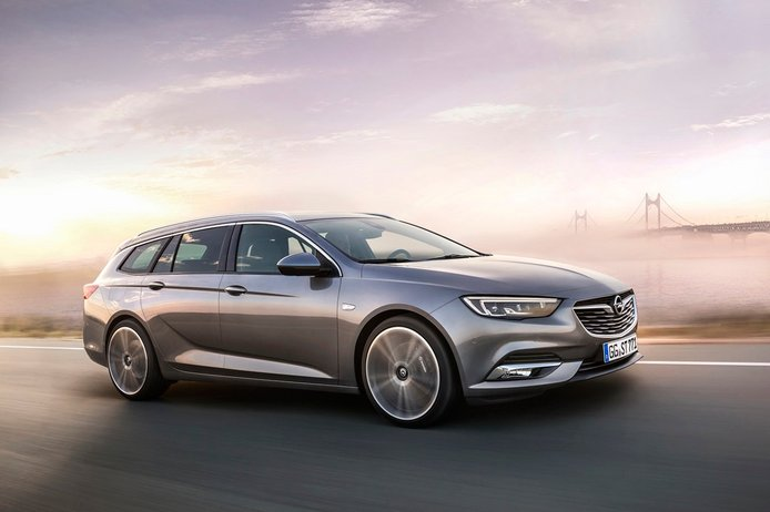 Opel Insignia Sports Tourer: Para toda la familia