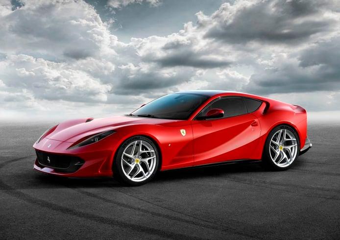 Ferrari 812 Superfast: ya está abierto el configurador del nuevo V12 de Maranello
