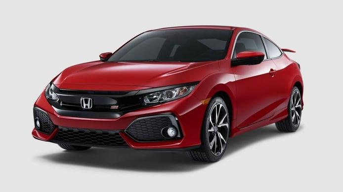 Honda Civic Si: ligero aumento de potencia para la versión más alta del Civic americano