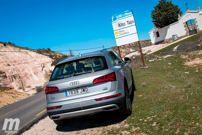 Prueba de consumo con el nuevo Audi Q5 2.0 TDI 190 CV, un SUV muy eficiente