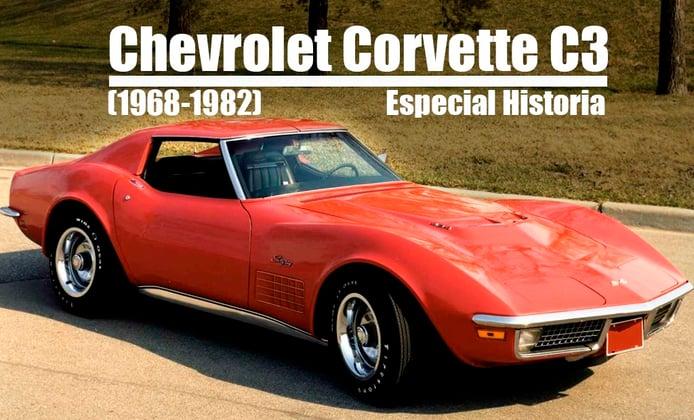 Chevrolet Corvette C3 Stingray (1968-1982)