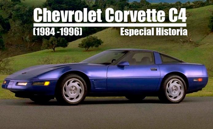 Chevrolet Corvette C4 (1984 -1996)