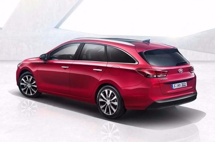 Hyundai i30 Cw 2017 - posterior