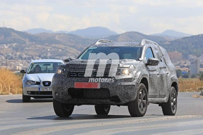 Dacia confirma que el nuevo Duster no contará con variante de 7 plazas
