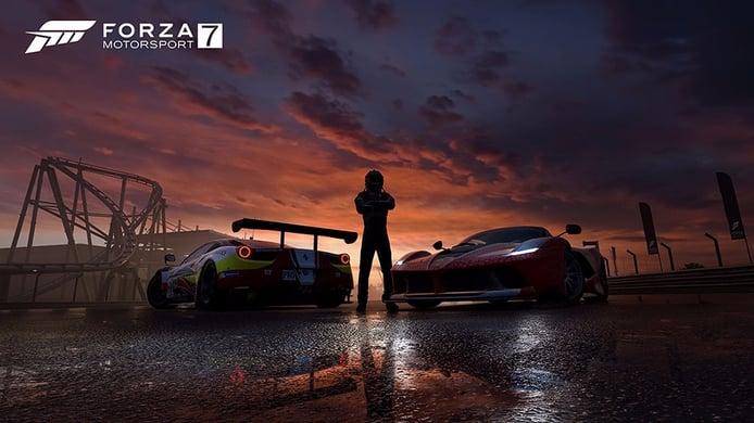Lista de coches de Forza Motorsport 7