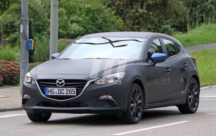 El nuevo Mazda3 2019 ya está en desarrollo, y con motor SkyActiv-X
