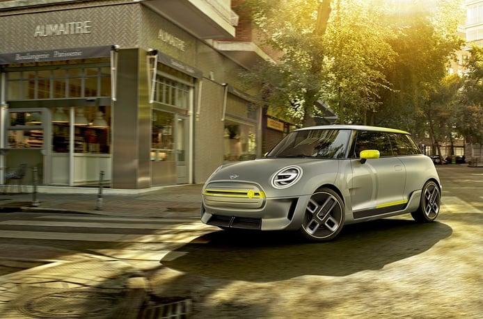 MINI Electric Concept: la marca se apunta a la movilidad sostenible