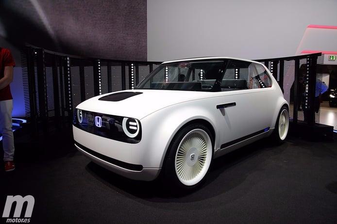 Honda Urban EV Concept, un prototipo eléctrico que adelanta más de lo que crees
