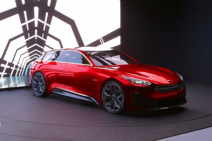 Kia Proceed Concept, adelanto de un nuevo modelo en el Salón de Frankfurt
