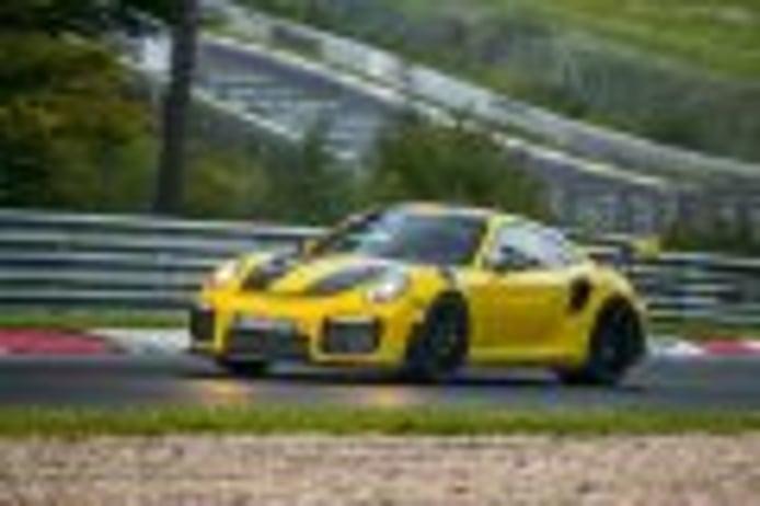 El Porsche 911 GT2 RS pulveriza el crono en Nürburgring