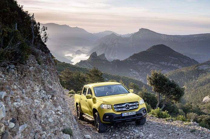 El nuevo Mercedes Clase X 2018 ya tiene precios en España