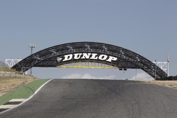 Inaugurado el Puente Dunlop del Circuito del Jarama