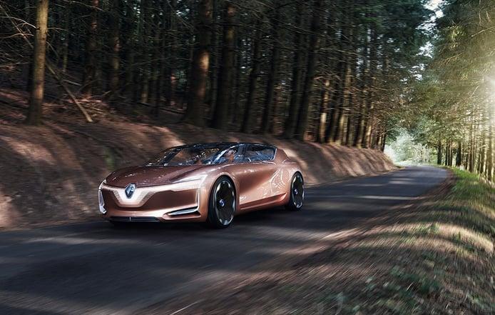 Renault Symbioz: tratando de fusionar el automóvil con el hogar