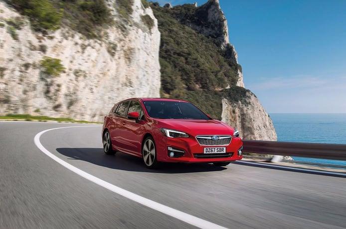 Subaru Impreza 2018: más dinámico y con nueva plataforma