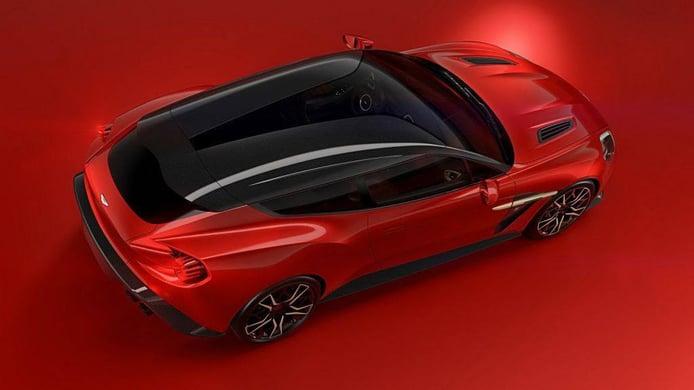 Todas las imágenes del nuevo Aston Martin Zagato Shooting Brake