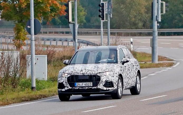 Avanzamos detalles de equipamiento y mecánicas del futuro Audi Q3