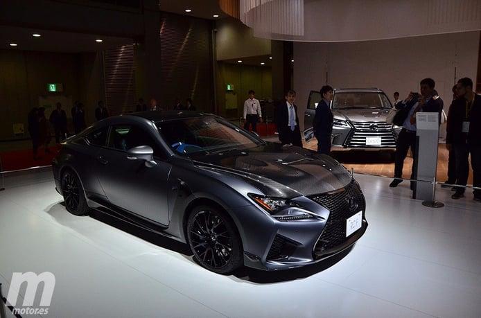 Lexus RC F 10th Anniversary: exclusividad para Japón