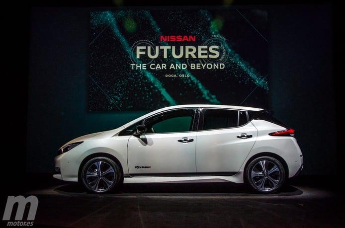 Nissan Futures 3.0: el futuro ecosistema eléctrico de Nissan en 5 claves
