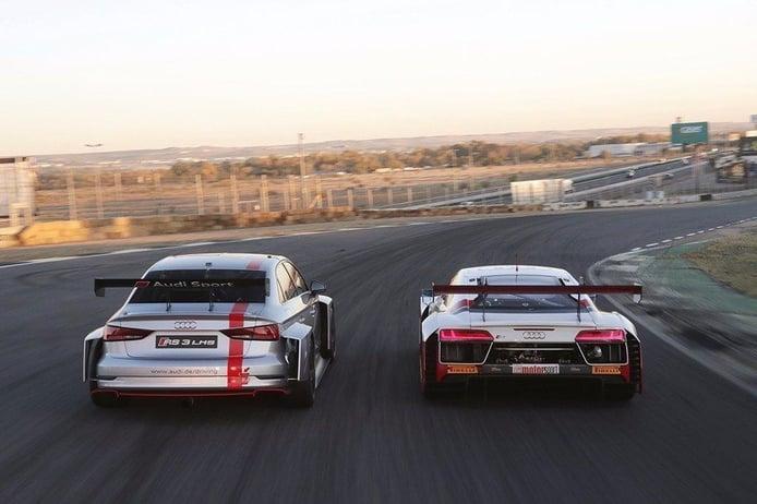 Audi Sportscar Driving Experience, a toda velocidad por el circuito del Jarama