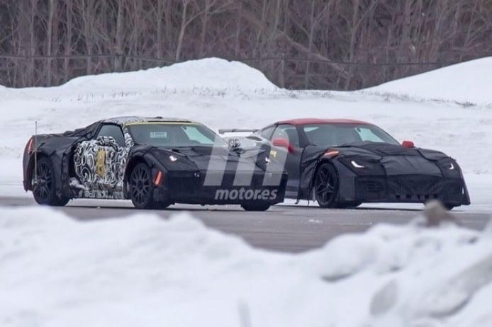 ¿Chevrolet va a presentar el nuevo Corvette ZR1 en Dubai?
