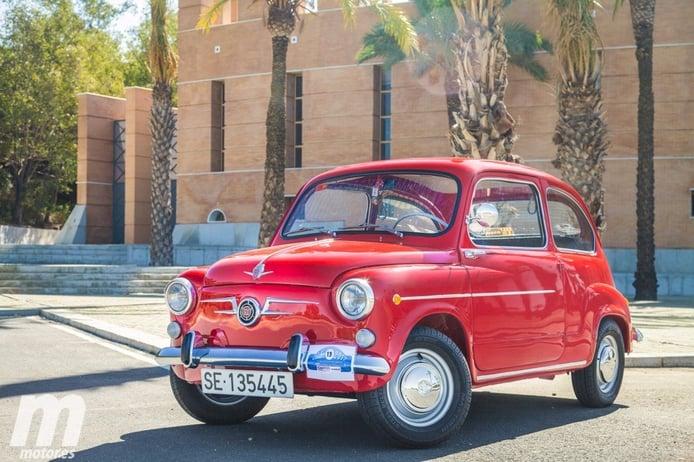 Prueba Seat 600, el coche que motorizó a un país