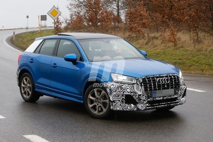 Avanza el desarrollo del Audi SQ2: el SUV deportivo debutará en 2018