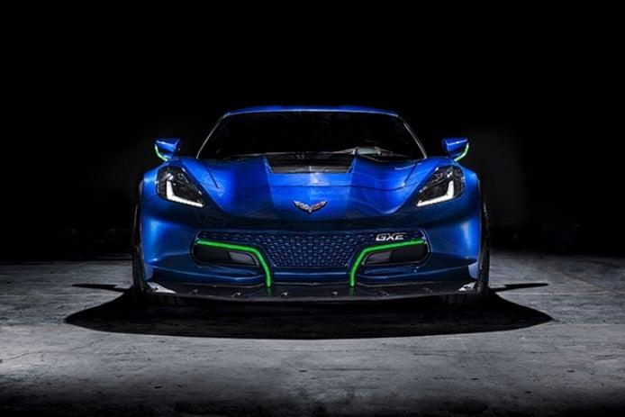 Genovation GXE: el Corvette eléctrico se ha presentado en el CES 2018