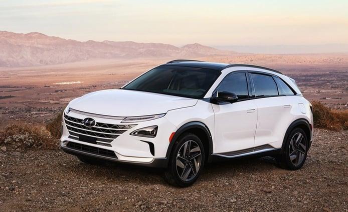 Hyundai Nexo: desvelado el nuevo SUV coreano propulsado por hidrógeno