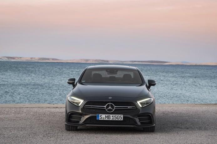 El nuevo Mercedes-AMG CLS 53 4Matic + debuta en el Salón de Detroit