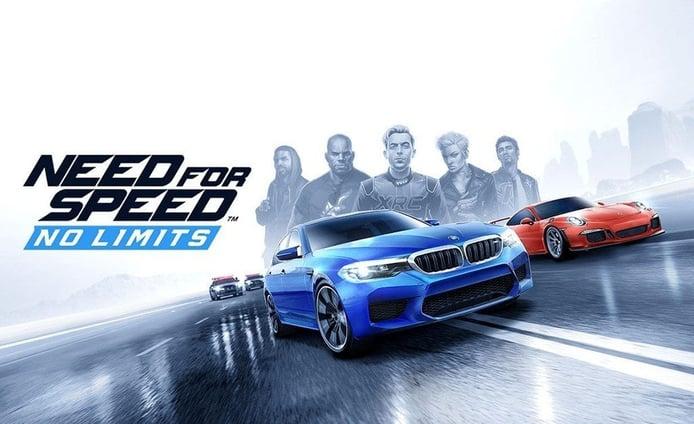 El nuevo BMW M5 desembarca en Need for Speed No Limits