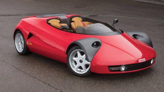 Pieza única: el Ferrari 328 GTS Conciso de Michalak en venta
