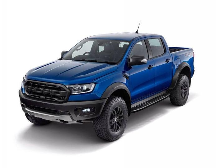 Ford Ranger Raptor 2019: el Ranger más extremo ya es oficial