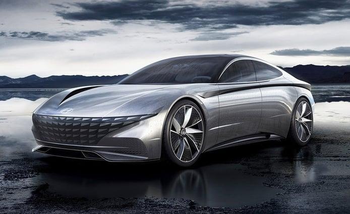 Hyundai Le Fil Rouge Concept: adelanto del nuevo lenguaje de diseño de la marca