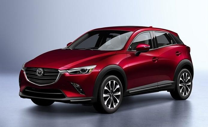 Mazda CX-3 2019: más tecnología y un motor de gasolina refinado