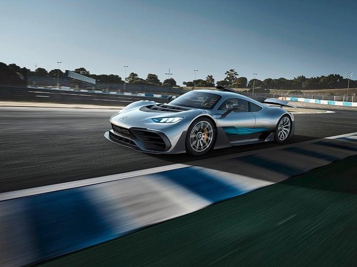 Mercedes-AMG dice que el Project One puede destrozar el crono en Nürburgring