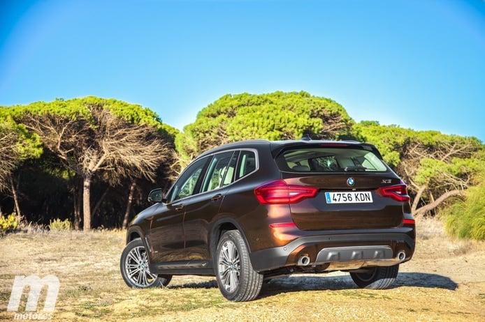 BMW X3 xDrive20d Luxury Line, a prueba