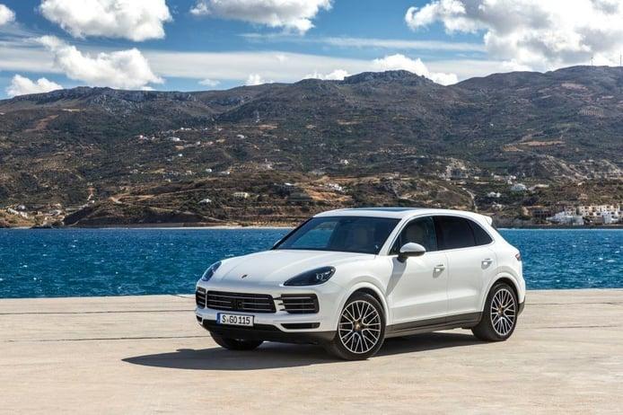 Prueba Porsche Cayenne 2018: más eficacia y madurez