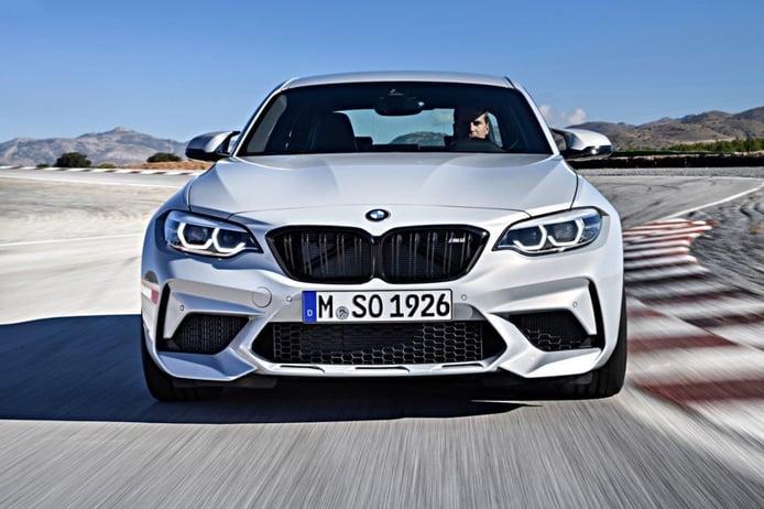 BMW M2 Competition: la versión más radical del compacto, novedad mundial en el Salón de Pekín