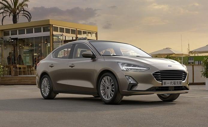Ford Focus Sedán 2018: la variante de 4 puertas ya es oficial