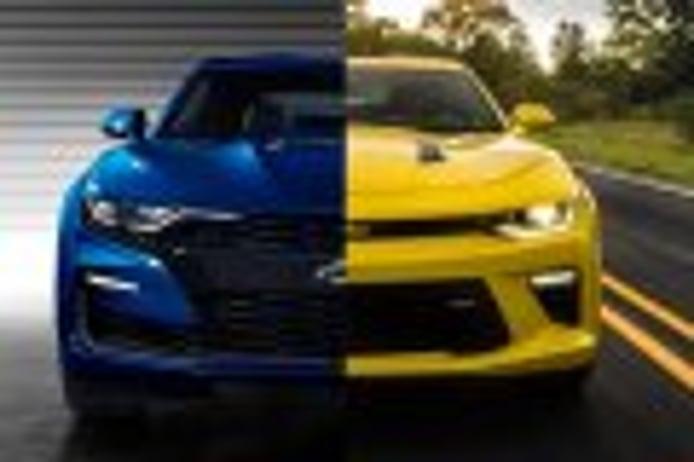 Chevrolet Camaro 2019 vs Camaro 2016: análisis de sus diferencias