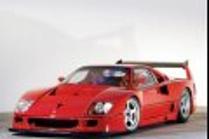 No uno, sino dos Ferrari F40 LM a la venta, incluido el prototipo original