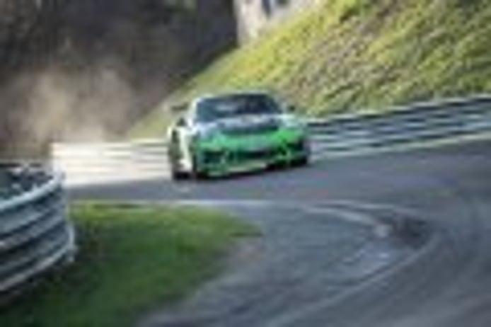 El nuevo Porsche 911 GT3 RS bate el crono del 918 Spyder en Nürburgring