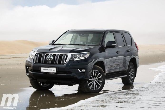 Toyota Land Cruiser a prueba, de aventuras en Namibia (con vídeo)